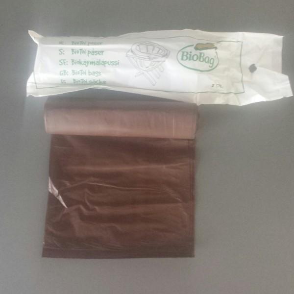 BioToi Tüten 8 Stück mit Umverpackung