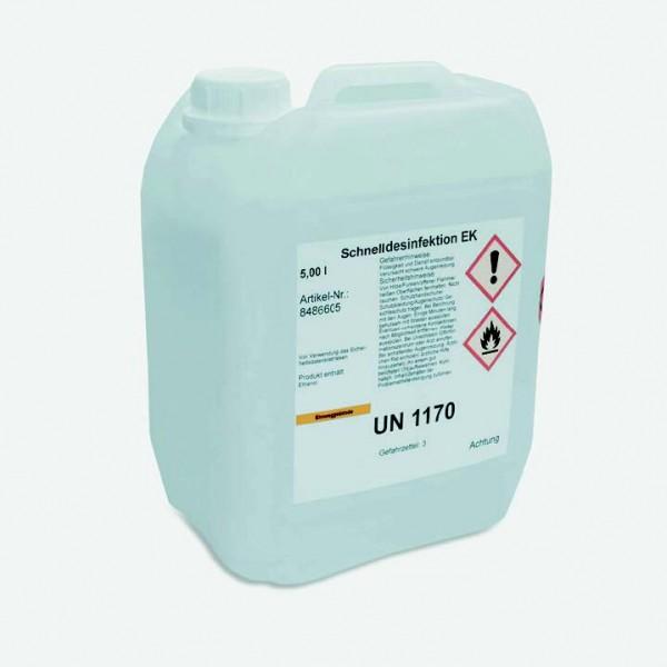 5 Liter Flächendesinfektion EK